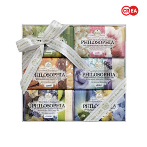 NESTI PHILOSOPHIA SET REGALO 6 SAP. 150 gr
