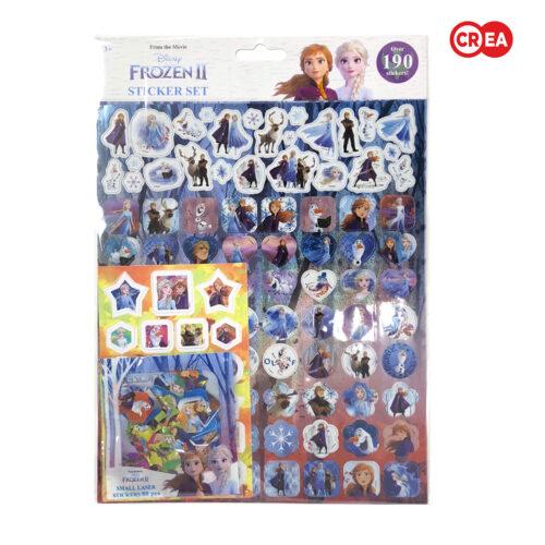FROZ - SPECIAL Set Sticker