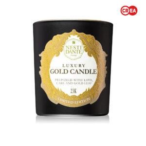 NESTI - LUXURY Gold Candela 30h