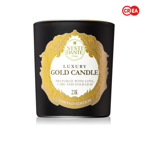 NESTI - LUXURY Gold Candela 30h