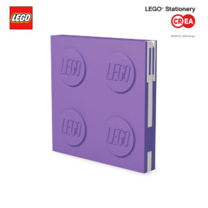 Locking Notebook - Lavanda