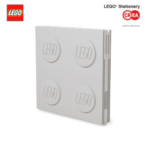 Locking Notebook - Grigio
