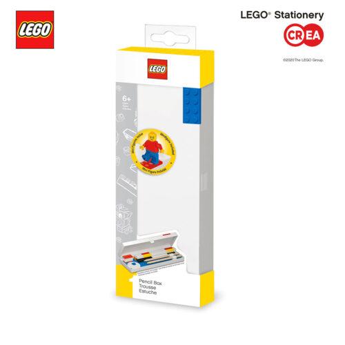 LEGO 2.0 - ASTUCCIO + Minifig. - BLU