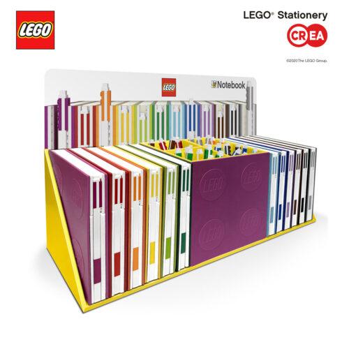 LEGO 2.0  -ESP. 12 L/Book + 144 Gel PENs