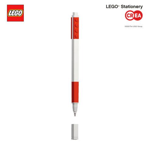LEGO 2.0 - Gel PEN - Rossa