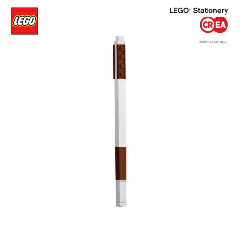 LEGO 2.0 - Gel PEN - Marrone
