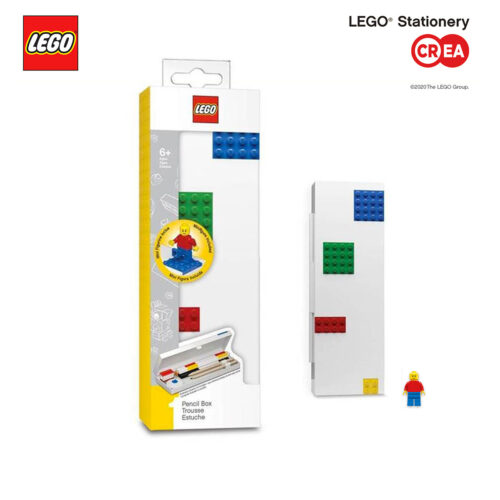 LEGO 2.0 - ASTUCCIO + Minifigure NEW