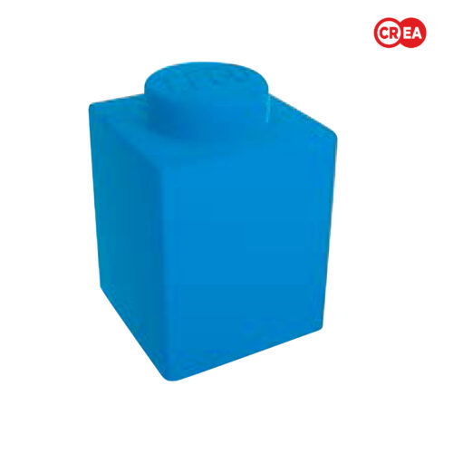 LEGO - Lampada LED Soft Touch Blu