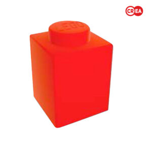 LEGO - Lampada LED Soft Touch Rossa
