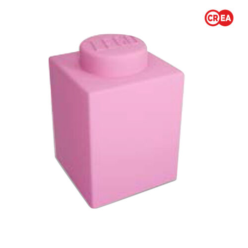 LEGO - Lampada LED Soft Touch Rosa