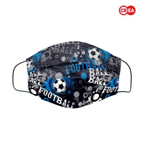 MSCFN - MASCHERINA BOY -FOOTBALL