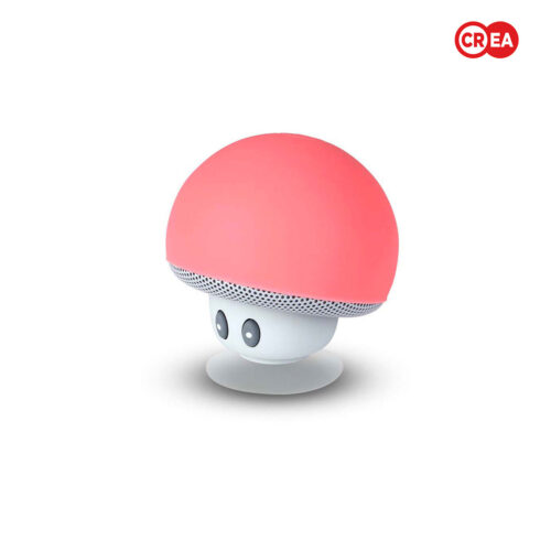 MOB - SPEAKER Mushroom -RED