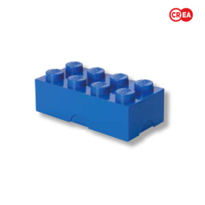 LEGO - Lunch Box Mattoncino - Blu