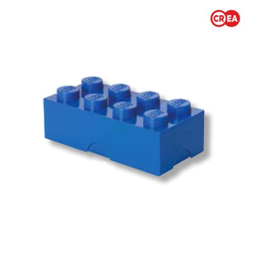 LEGO - Lunch Box Mattoncino - Blu