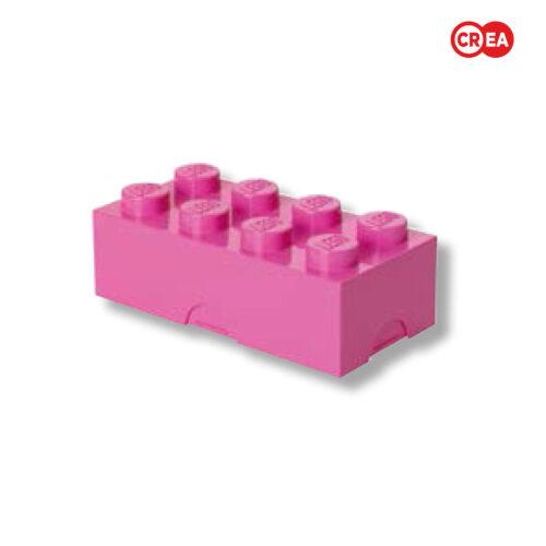 LEGO - Lunch Box Mattoncino - Fuxia