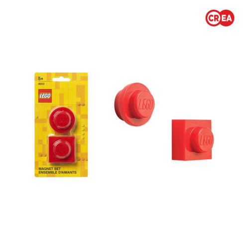 LEGO - Set Magneti - Rosso