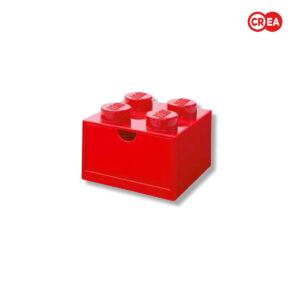 LEGO - Cassett. Scrivania 4 Rossa