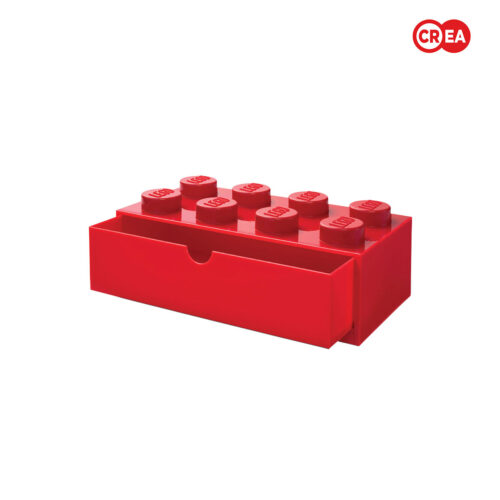 LEGO - Cassettiera 8 - Rossa