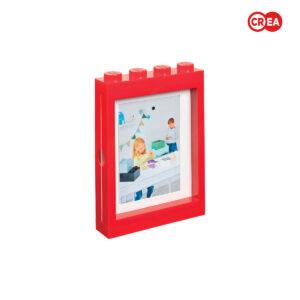 LEGO - Portafoto da Muro - Rosso