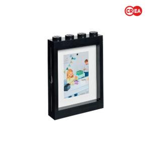 LEGO - Portafoto da Muro - Nero