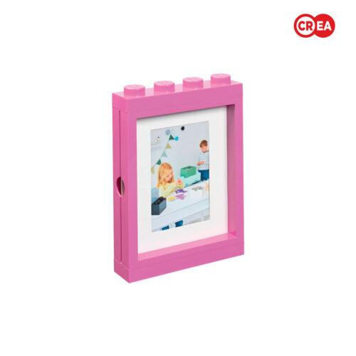 LEGO - Portafoto da Muro - Rosa