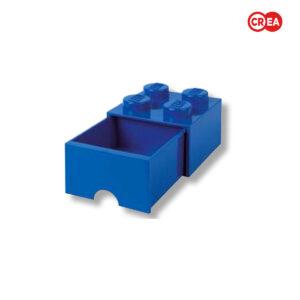 LEGO - Storage Grande 4 - Blu