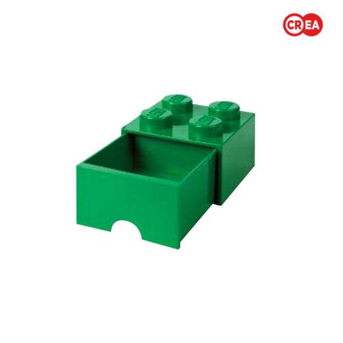 LEGO -  Storage Grande 4 - Verde