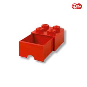 LEGO -  Storage Grande 4 - Rossa