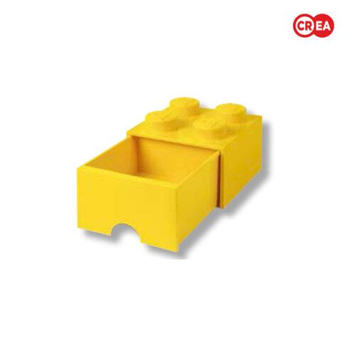 LEGO -  Storage Grande 4 - Giallo