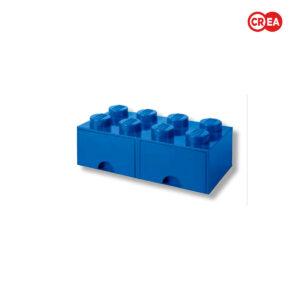 LEGO -  Storage Grande 8 Maxi Blu