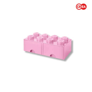 LEGO - Storage Grande 8 Maxi  -Rosa