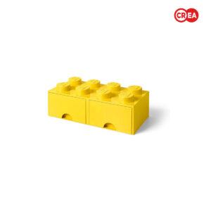 LEGO - Cassett. Arredo 8 Maxi - Giallo