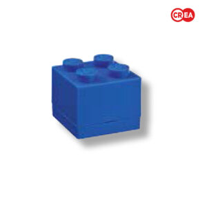 LEGO - Mini Box 4 - Blue