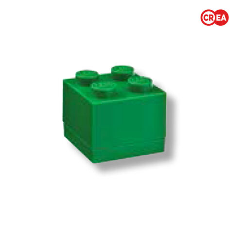 LEGO - Mini Box 4 - Verde