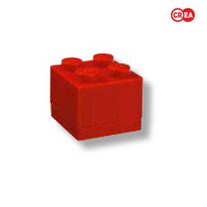 LEGO - Mini Box 4 - Rosso