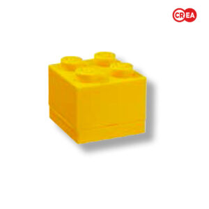 LEGO - Mini Box 4 - Giallo