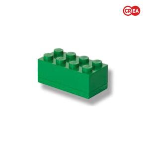 LEGO -Mini Box 8 . Verde
