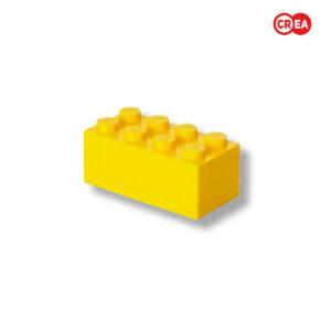 LEGO -Mini Box 8 - Giallo