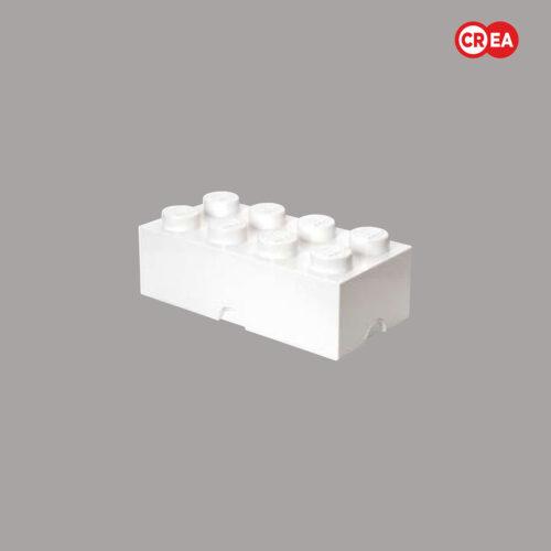 LEGO - Cont. Brick 8 Arredo Maxi Bianco