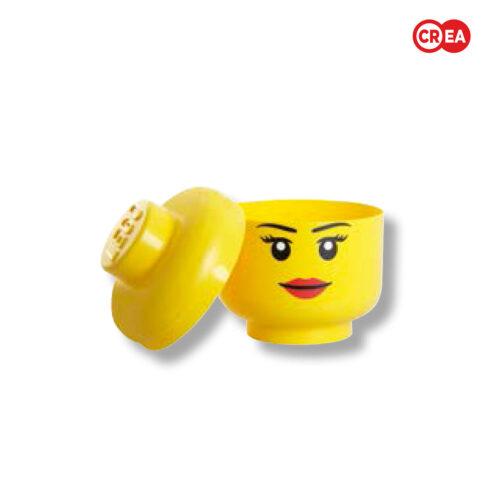LEGO - Storage Head Girl - Base