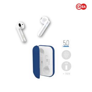TNB - AURICOLARI Bluetooth - SHINY Blu