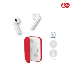 TNB - AURICOLARI Bluetooth - SHINY Rosso