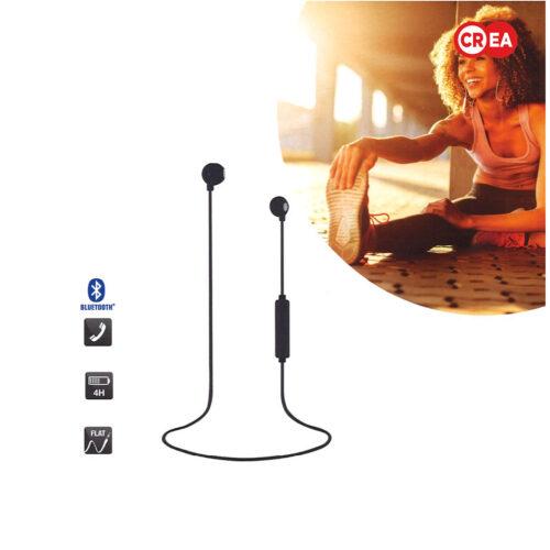 TNB - AURICOLARI Bluetooth - STEEL Nero