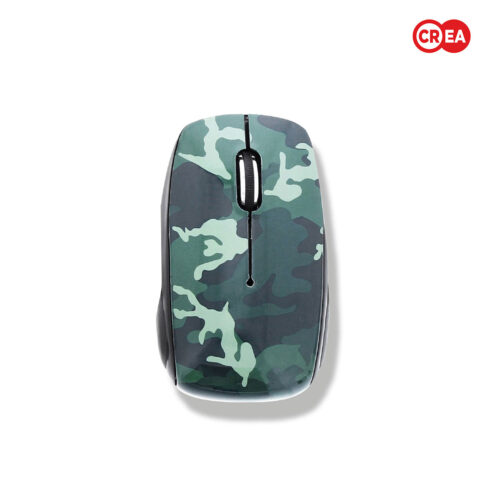 TNB - MOUSE Wireless - Camo